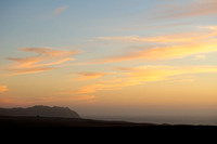 Sunset over Point Reyes National Seashore