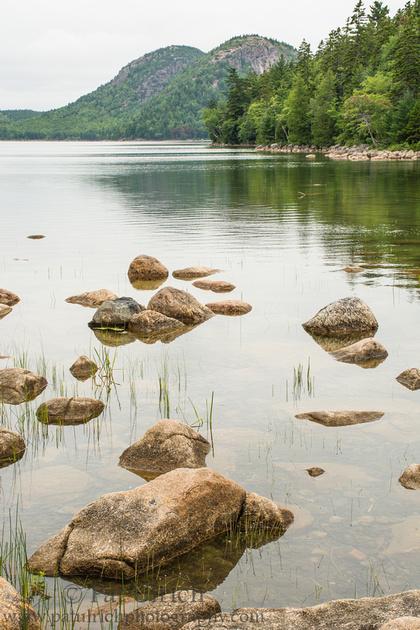 Wildlife Photography by Pat Ulrich: Acadia National Park &emdash; Jordan Pond in Acadia National Park