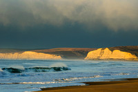 Sunrise over Point Reyes National Seashore